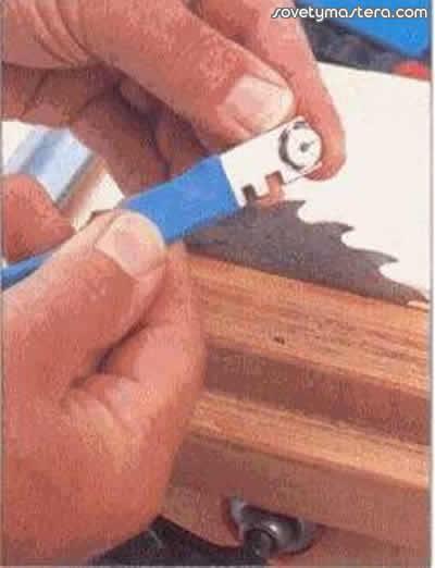 Дисковые пилы заточка своими руками фото